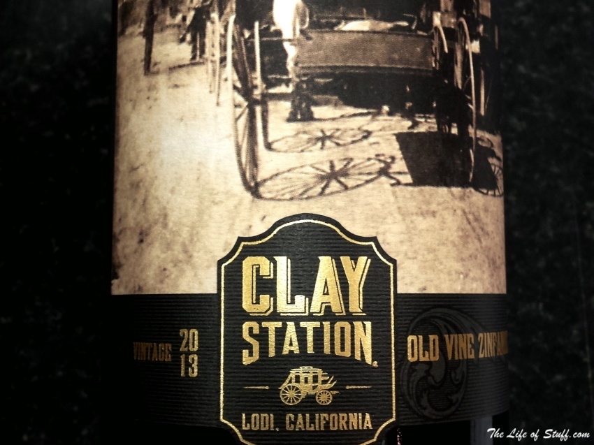 Bevvy of the Week - Clay Station, Lodi California - Old Vine Zinfandel