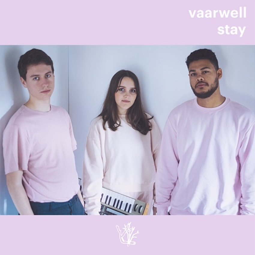Listen of the Week - 'Stay' by Portuguese Alternative Dream-Pop Trio - Vaarwell - staycover