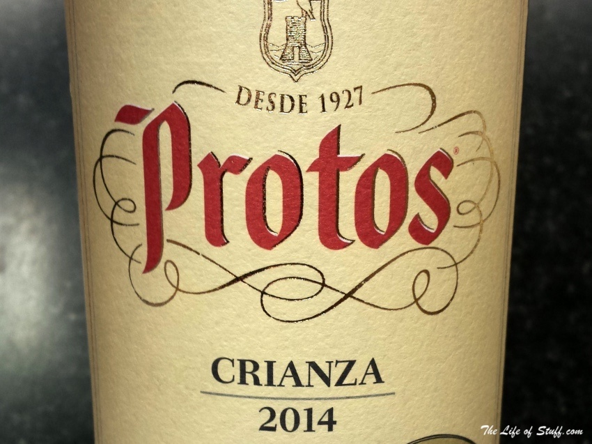Bevvy of the Week - Protos Crianza from Ribera del Duero, Spain