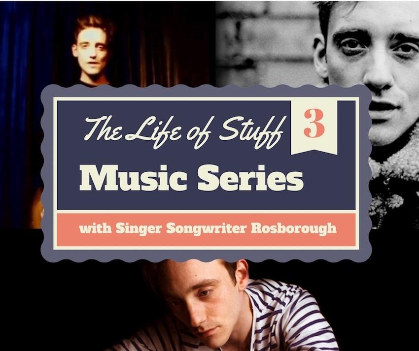 The Life of Stuff Music Series with Singer Songwriter Glenn