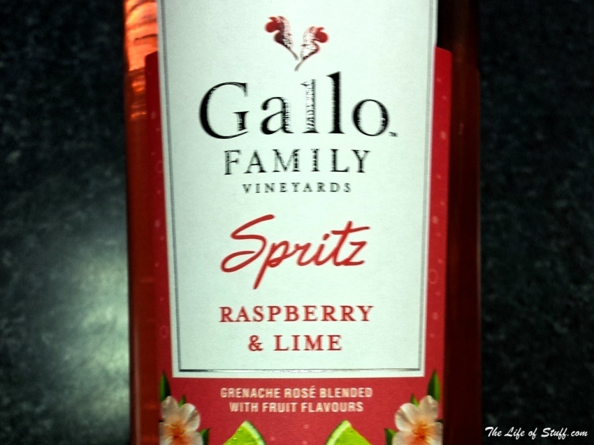 Bevvy of the Week - Gallo Family Vineyards, Spritz Raspberry & Lime - 2