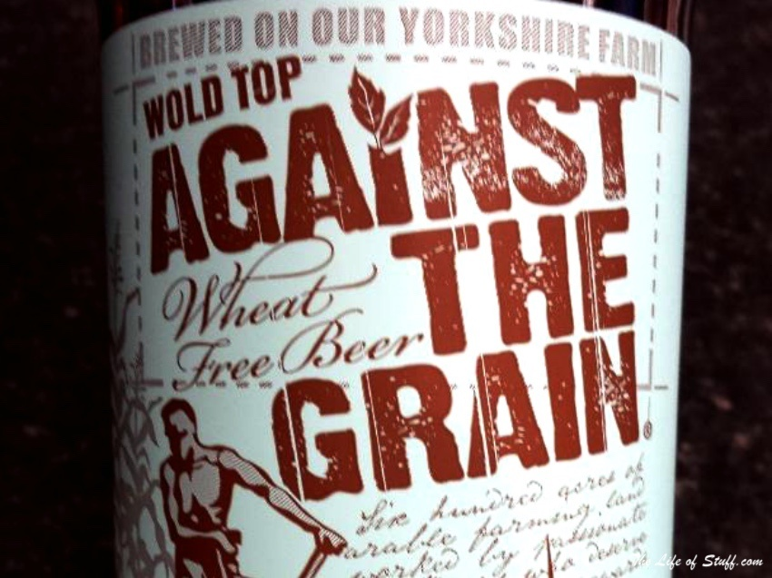 Bevvy of the Week - Wold Top Against the Grain, Gluten Free Beer -1