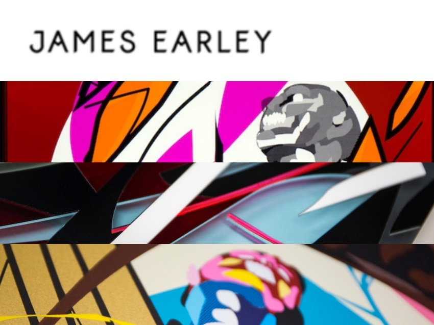 Irish Art, Questions and Answers with Contemporary Artist James Earley - The Life of Stuff