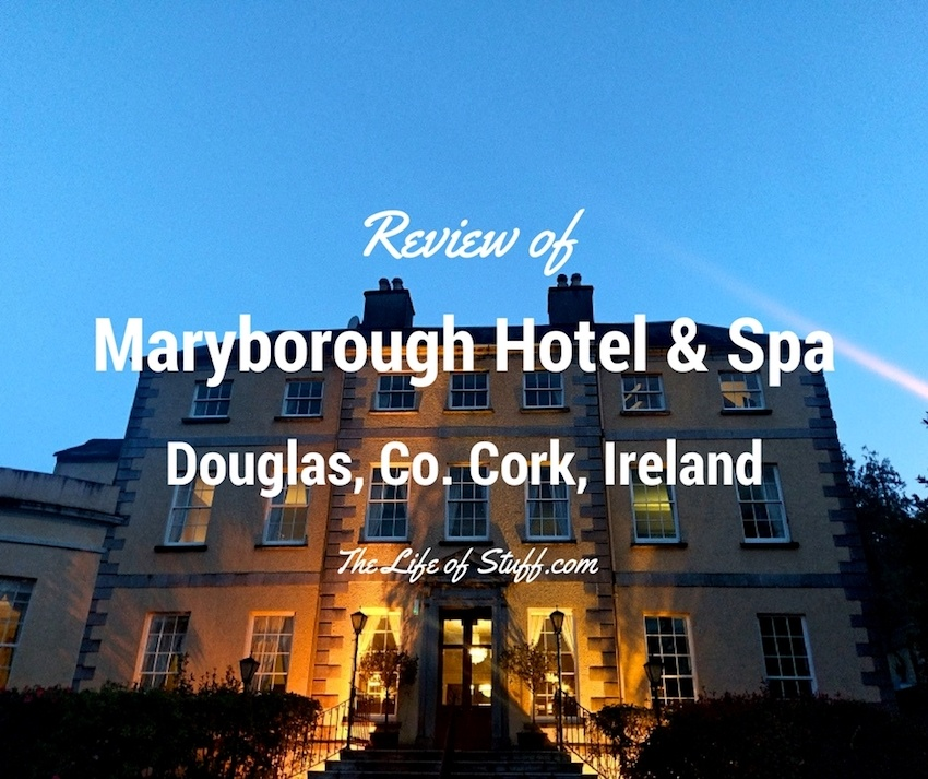 Luxury Four Star Maryborough Hotel & Spa, Douglas, Co. Cork, Ireland