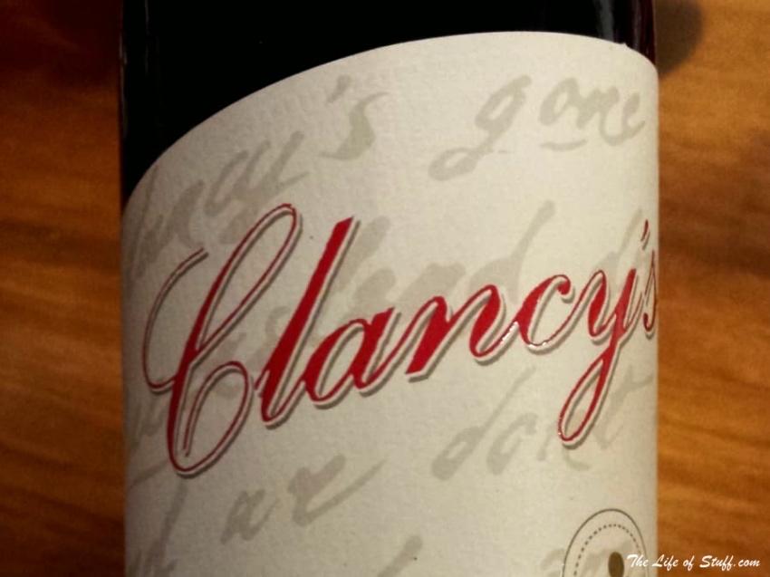 Bevvy of the Week - Peter Lehmann Clancy's Red - Pure Barossa Wine - Australian