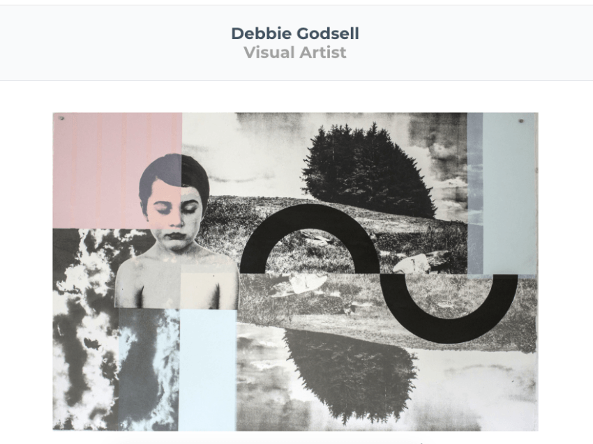 Irish Art - Questions and Answers with Contemporary Artist Debbie Godsell - Debbie Godsell Visual Artist Ireland