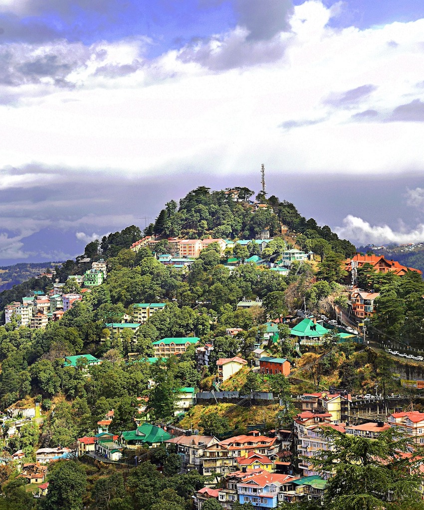 Places To See In Shimla Rajgarh At Shimla: Top Five Things To See And Do In Shimla