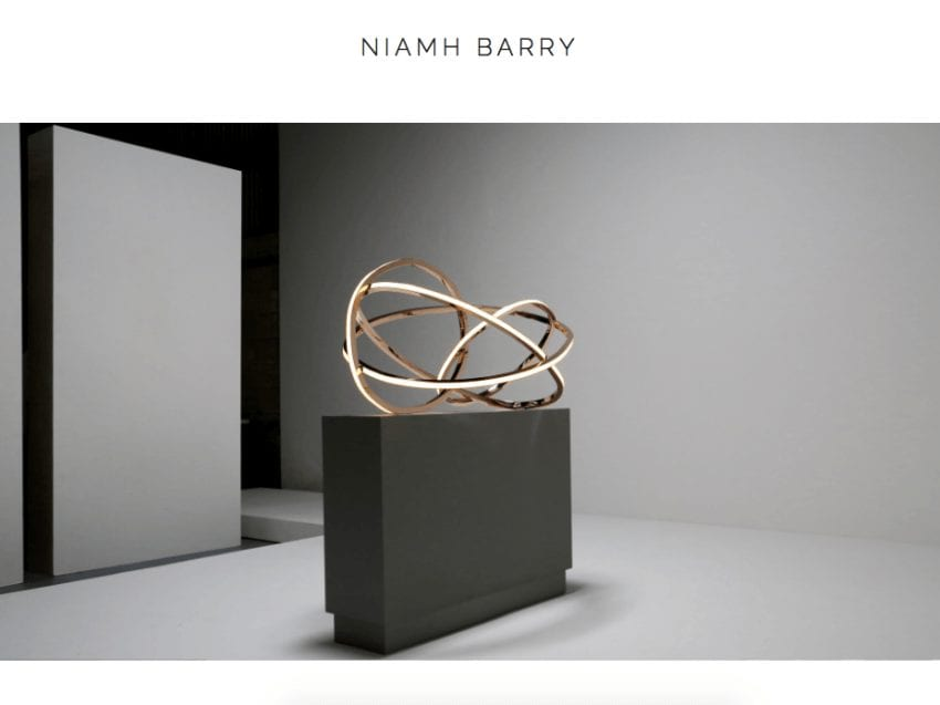 Irish Art - Questions and Answers with Contemporary Artist Niamh Barry - The Life of Stuff