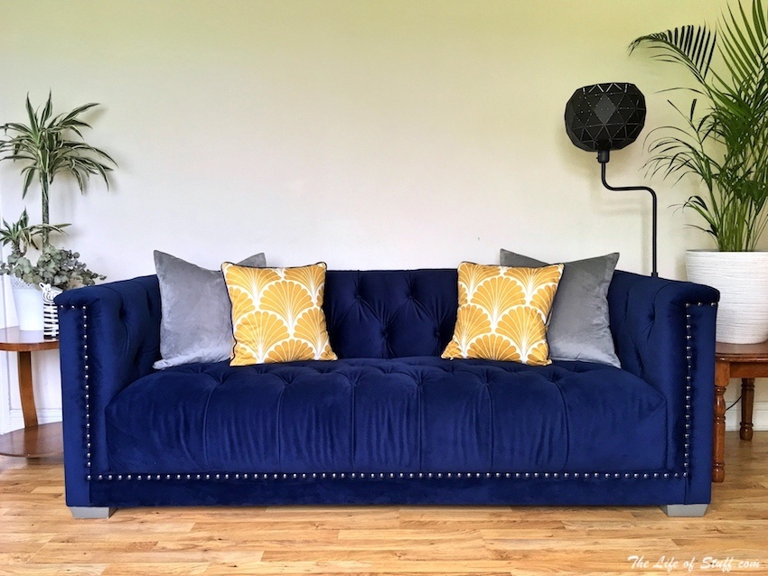 Cool Homestyle How To Style Your Sofa With Cushions Throws Short Links Chair Design For Home Short Linksinfo