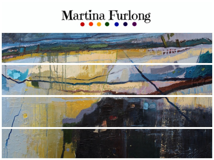 Irish Art - Questions and Answers with Artist Martina Furlong - The Life of Stuff