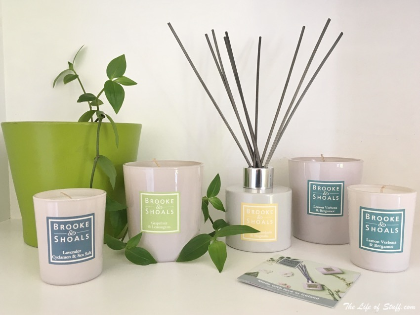 Brooke & Shoals - Spring and Summer Scents to Fill Your Home - Spring Summer Collection