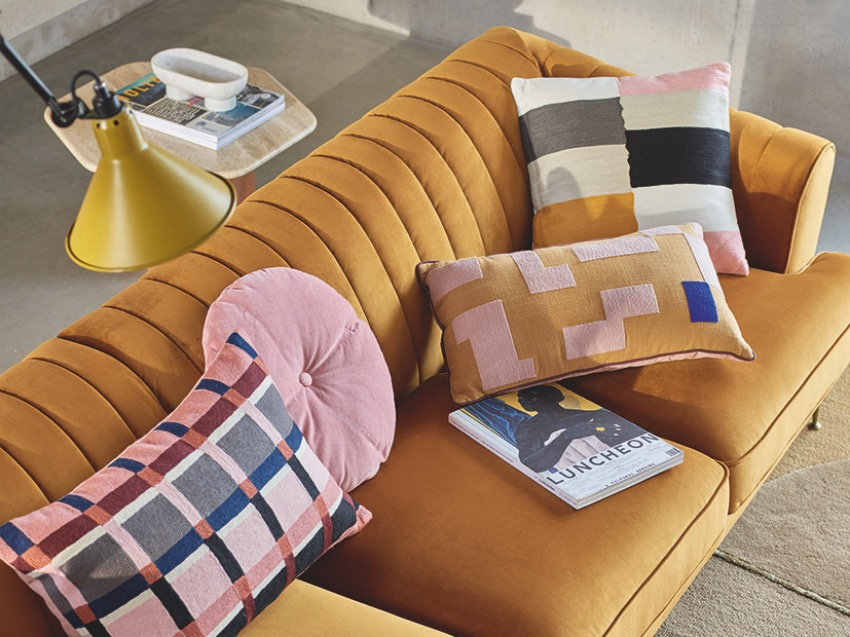 9 Perfect Pairings - Living Room Trends with DFS - Summer 2020 - The Life of Stuff