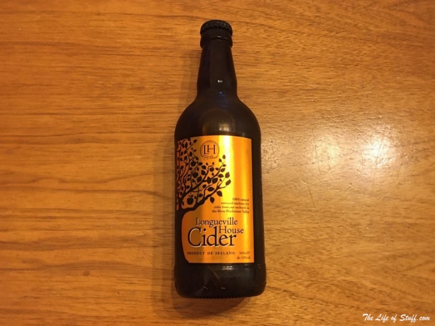 Bevvy of the Week - Longueville House Cider