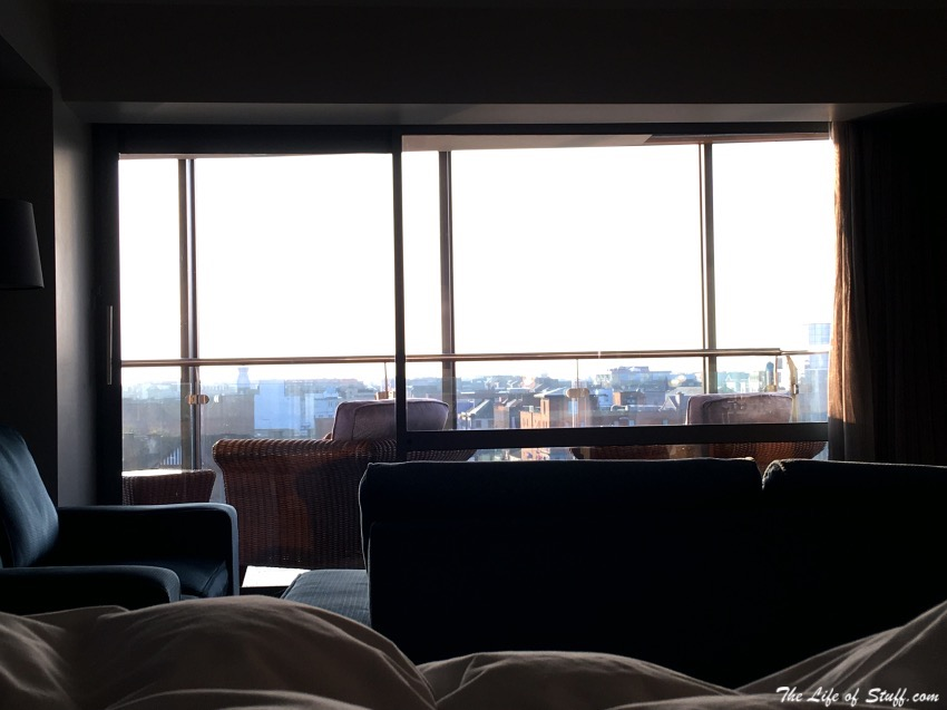 A Romantic Night Away at Limerick Strand Hotel - Early Morning City View