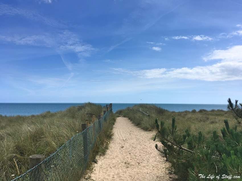 Captivated by Curracloe Beach in Co. Wexford - Culletons Gap