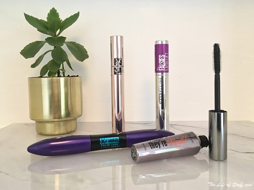 Must-have Mascara - Four Fabulous Mascaras to Try