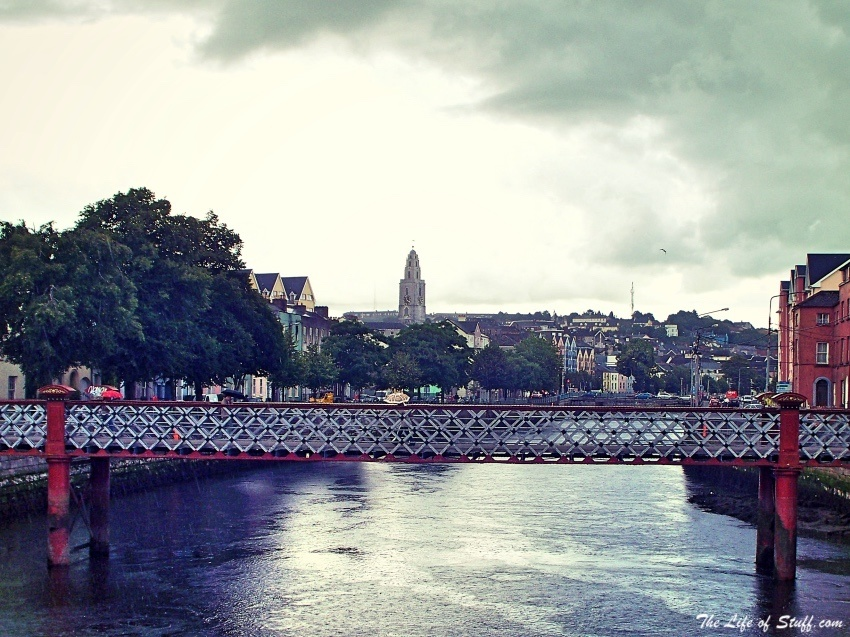Five Fabulous Reasons to Visit Cork City in Ireland -River View - The Life of Stuff